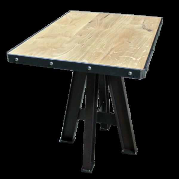 Industriele Tafel Onderstellen.Industriele Tafel Onderstel Modell 18045 Horeca Meubilair